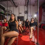 Taller de chair dance