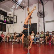 Taller de pole dance