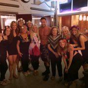 Show de stripper + Sonido y Luces